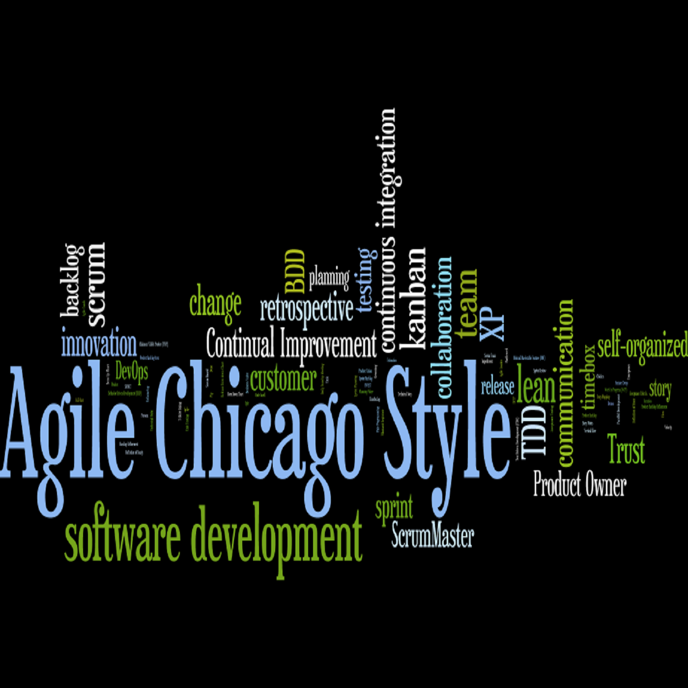 Agile Chicago Style